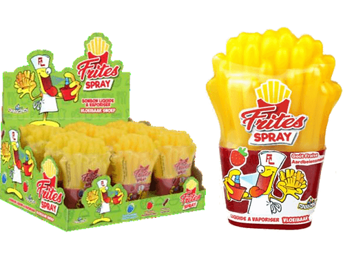 Frites Spray Colasmaak