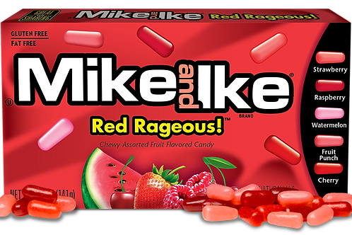 Mike and Ike Red