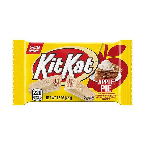 KitKat Apple Pie White Bar