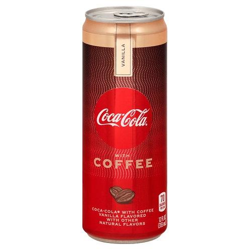 Coca Cola Coffee Vanilla