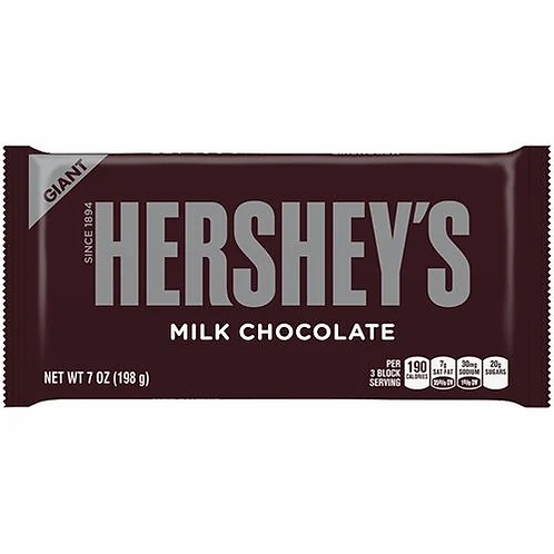 Hershey's Milk Choc. Giant Bar