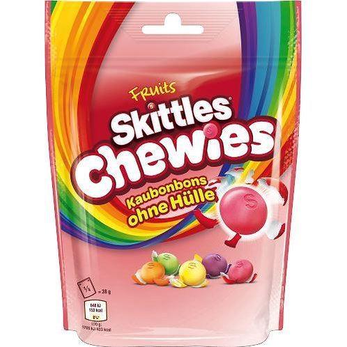 Skittles Chewies Fruits 152gr.