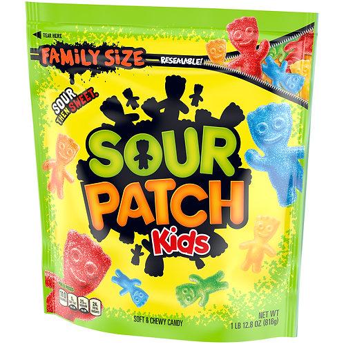Sour Patch Kids Family Size