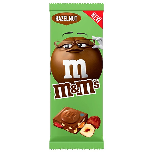 M&M's Hazelnut Reep