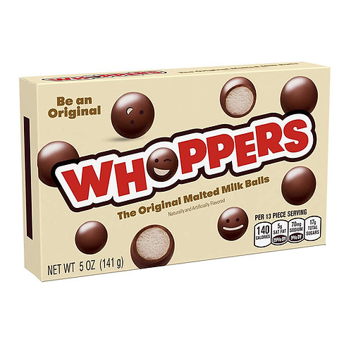 Whoppers Malted Chocolate Milk balls