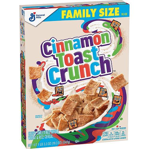 Cinnamon Toast Crunch Cereal XL