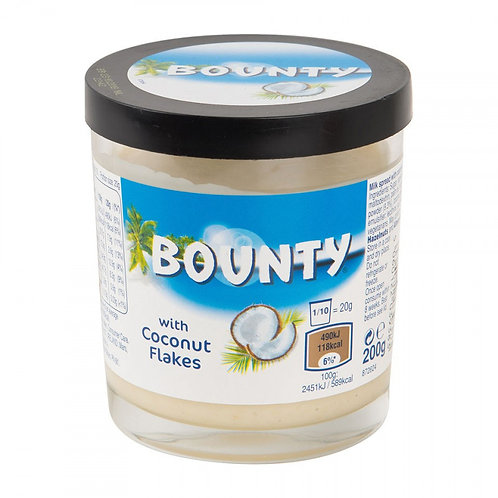 Bounty Spread 200gr.