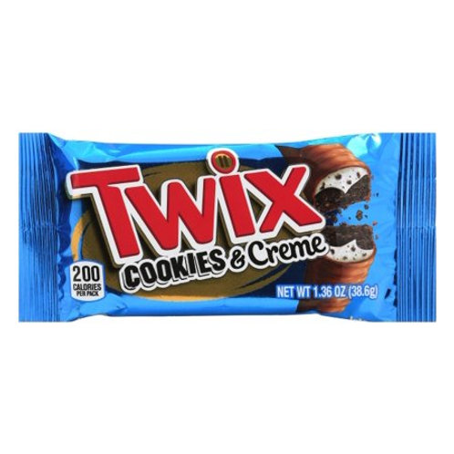 Twix Cookie & Cream