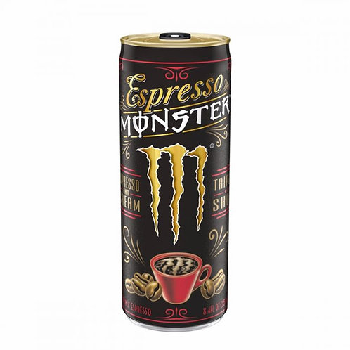 Monster Espresso Triple Shot
