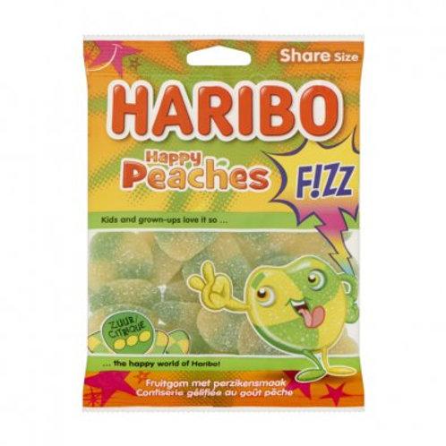 Haribo Happy peaches Fizz