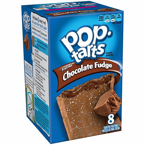 Pop Tarts Chocolate Fudge