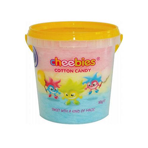 Cheebies Cotton Candy mix