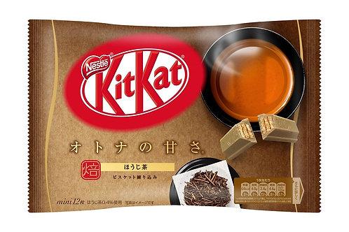 Japanese KitKat Hojicha Roasted Tea