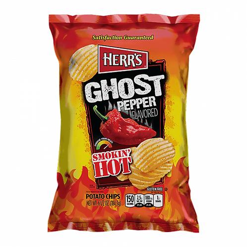 Herr's Ghost Pepper Potato Chips