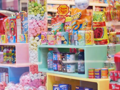 Amerikaanse snoep in het hartje van Amsterdam
