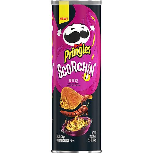 Pringles Scorhin BBQ