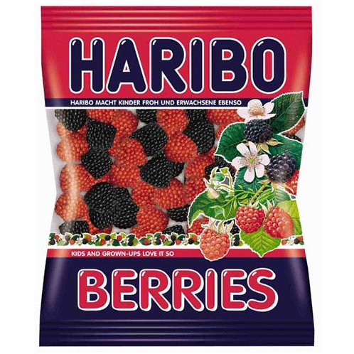 Haribo Berries 200gr.