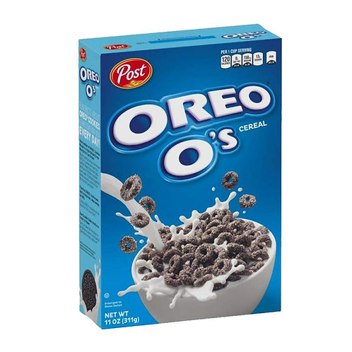 Post Oreo's Cereal