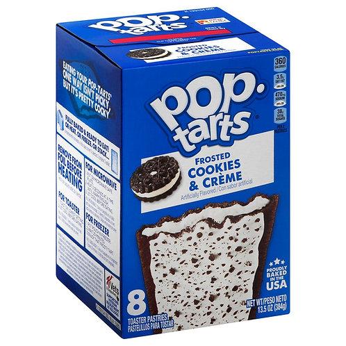 Pop Tarts Cookies & Creme
