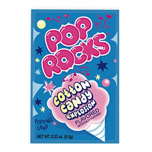 Pop Rocks Cotton Candy Explosion
