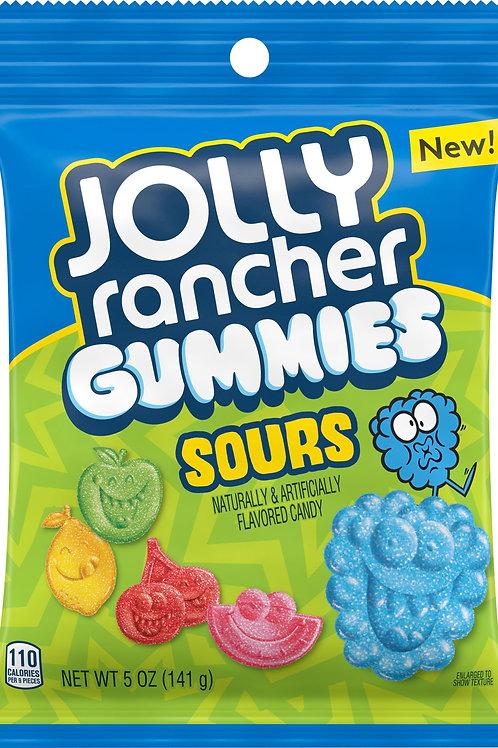 Jolly Rancher Gummies Sours 141gr.