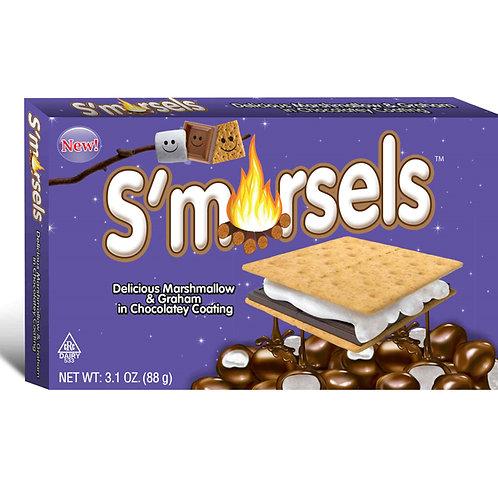 S'moresels Dough Bites
