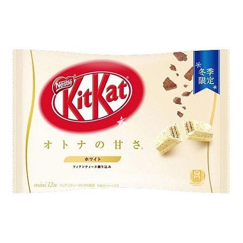 Japanese KitKat Winter White
