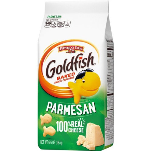 Goldfish Parmesan Crackers