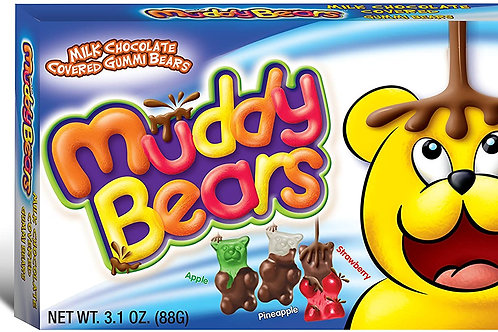 Muddy Bears Milk Chocolate