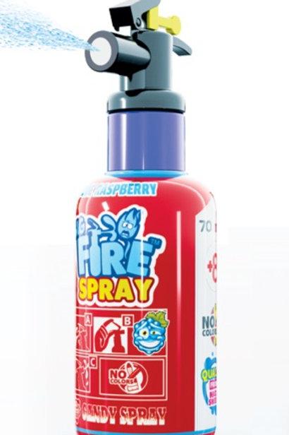 Johny Bee Big Fire Spray