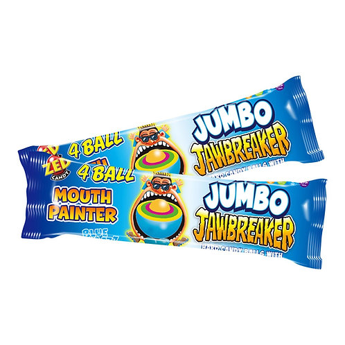Jumbo Jawbreaker Blue Razz