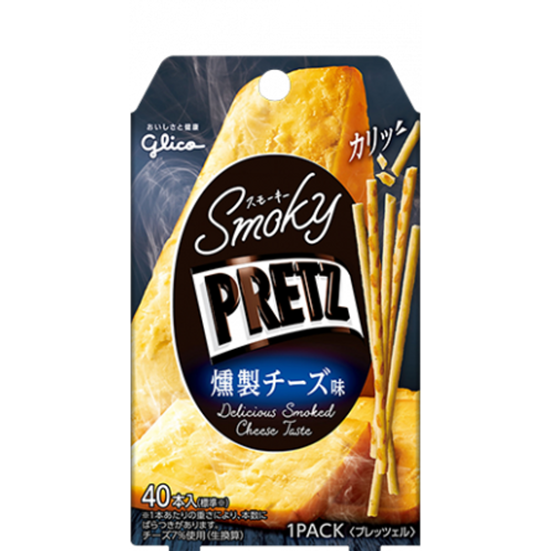 Pretz Smoky Cheese Sticks
