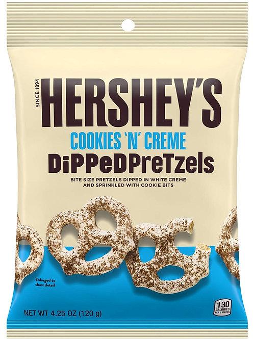 Hershey's Cookies n Creme Pretzels