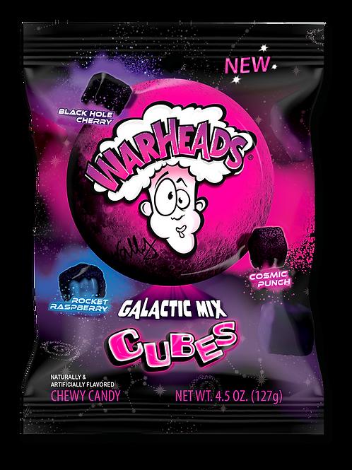Warheads Galatic Mix Cubes