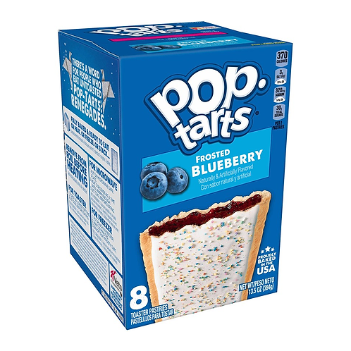 Pop Tarts Blueberry