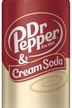 Dr. Pepper & Cream Soda USA