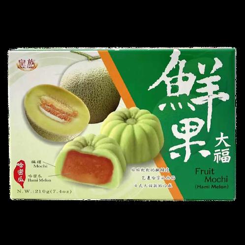 Royal Family Fruit Mochi Hami Melon