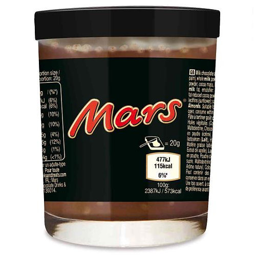 Mars Spread 200gr.