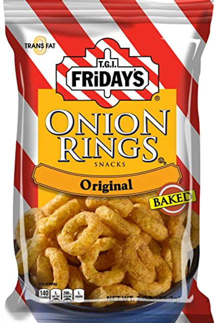 TGI Fridays Onion Rings