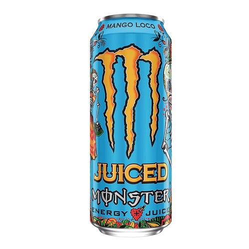 Monster Energy Juiced Mango