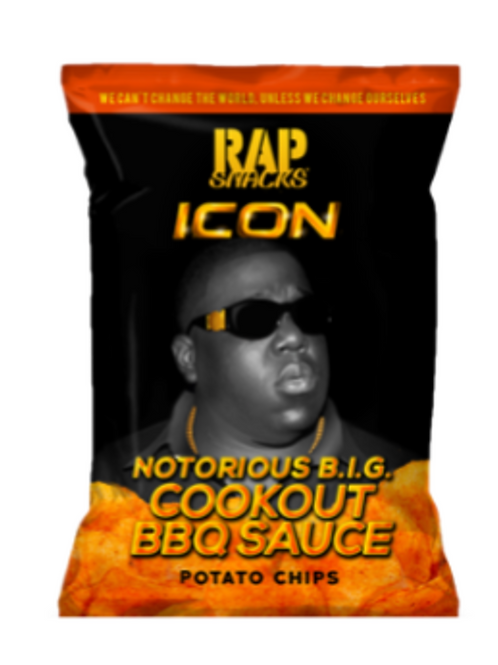 Rap Snacks Notorious Chips