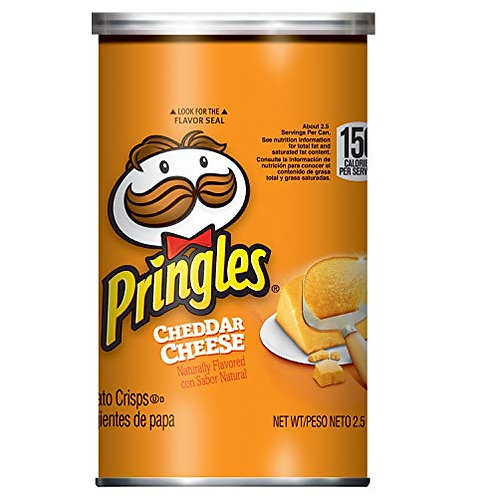 Pringles Cheddar Cheese 71gr.