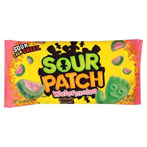 Sour Patch Watermelon 56gr.