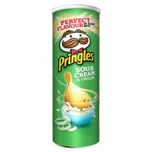 Pringles Sour Cream & Onion