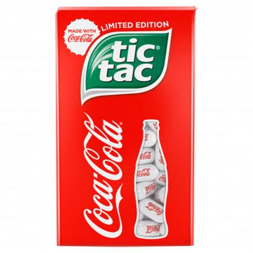 Tic Tac Coca Cola Limited (24/04)