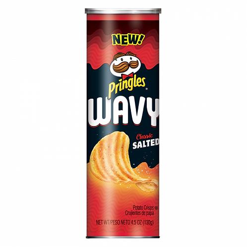 Pringles Wavy Salted