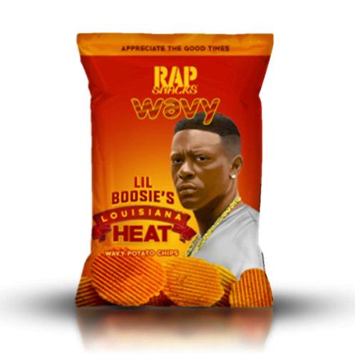 Rap Snacks Lil Boosie Louisiana
