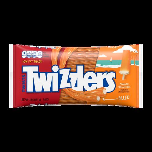Twizzlers Orange Cream Pop