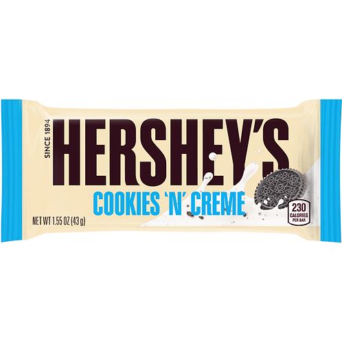 Hershey's Cookie Creme 43gr.