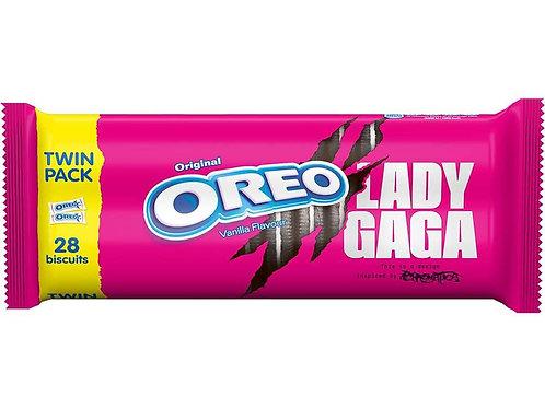 Oreo Lady Gaga Vanilla Twin Pack